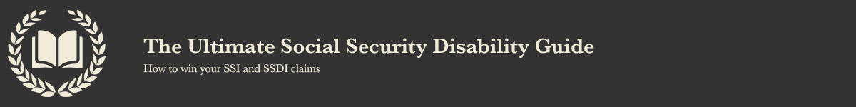Social Security Disability Functional Report- SSA 3373